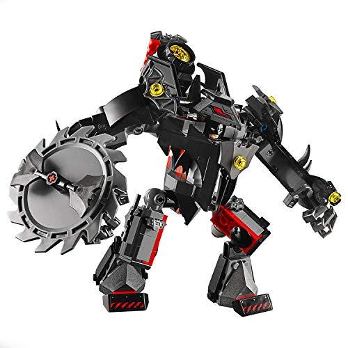 Sélection de jeux de construction Lego en promotion - Ex: Lego 76117 - DC Comics Super Heroes Le robot Batman contre le robot Poison Ivy