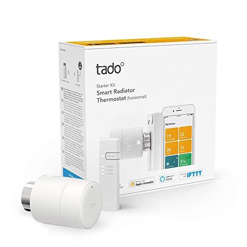 Kit de Démarrage Thermostatique Tado V3+