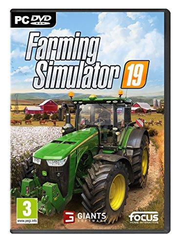 Farming Simulator 19 sur PC