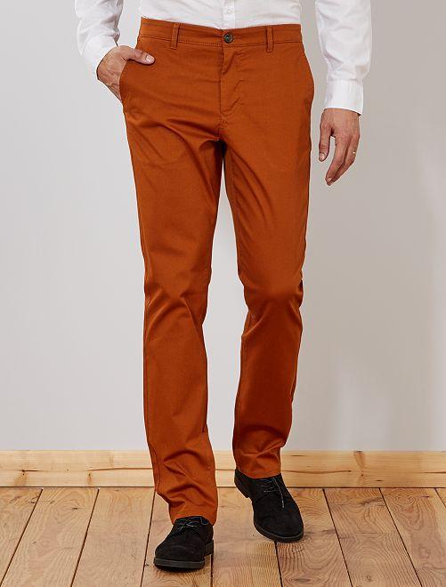 Pantalon Homme chino regular Kiabi