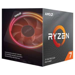 Processeur AMD Ryzen 7 3700X Wraith Prism (3.6 / 4.4 GHz) + The Outer Worlds ou Borderlands 3 & 3 mois Game Pass offerts