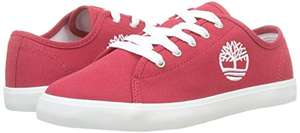 Chaussures pour enfants Timberland Newport Bay-Canvas - rose (taille 33)