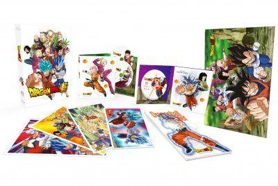 Coffret A4 Blu-ray Dragon Ball Super Partie 3 - Edition Collector