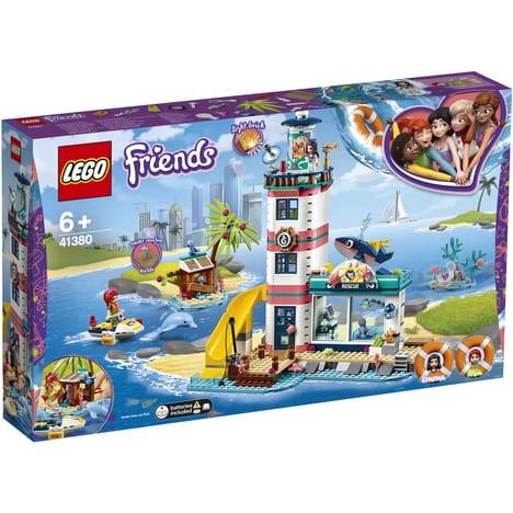 Sélection de LEGO en promotion - Ex : LEGO Friends 41381 - Le centre de sauvetage du phare (via la carte de fidélité)