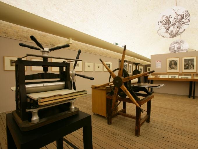 Entrée Gratuite au Musée du Dessin et de l'Estampe Originale - Gravelines (59)