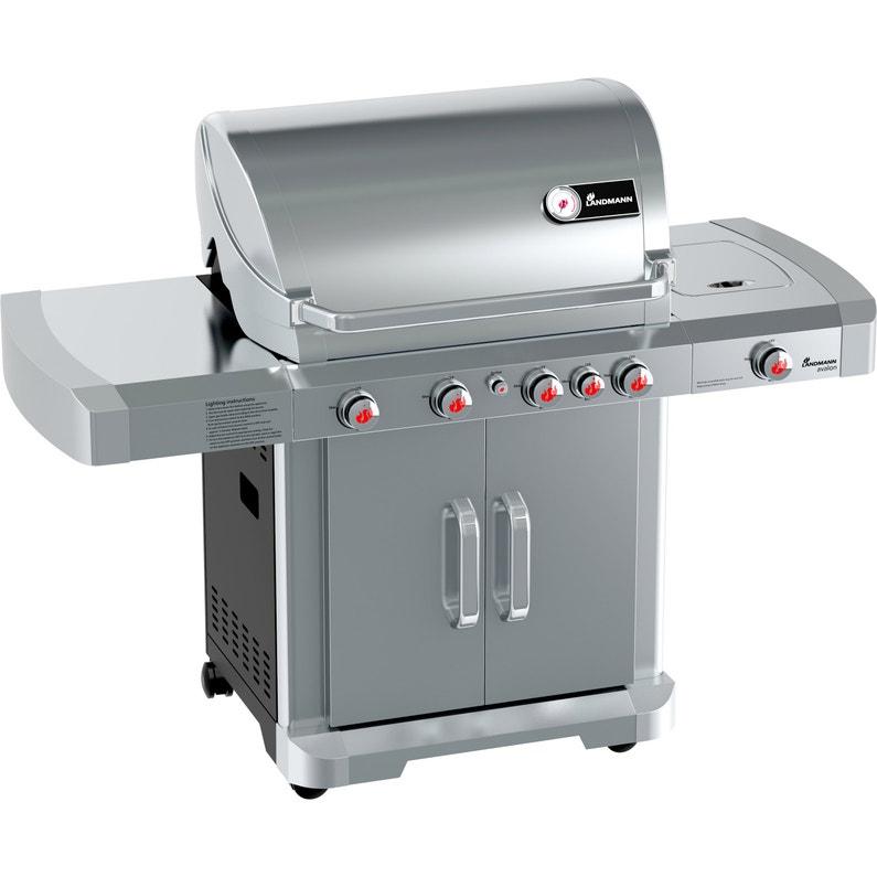 Barbecue au gaz Landmann Avalon 5.1