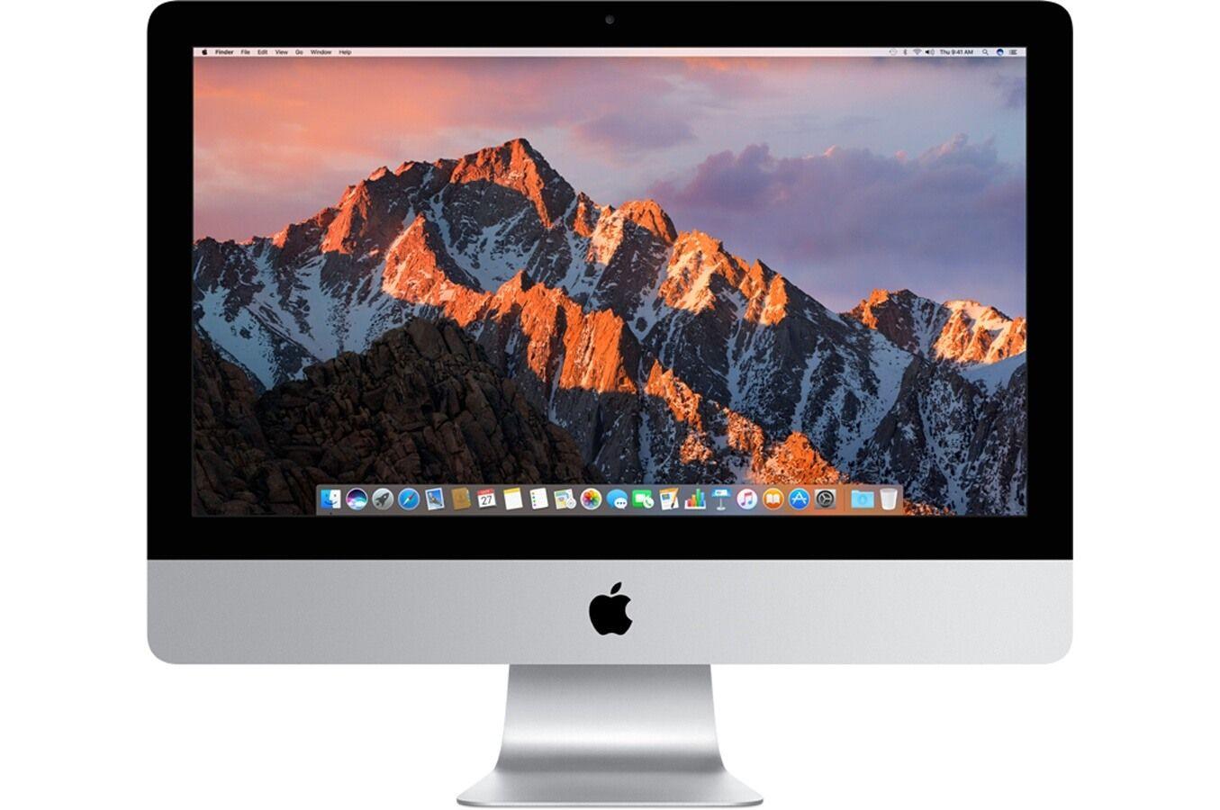 """Ordinateur tout-en-un 21.5"""" Apple iMac - i5-7, 8 Go de RAM, 1 To Fusion Drive, Mac OS Sierra"""