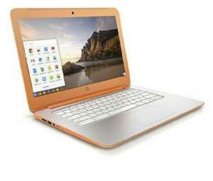 "PC Portable 14"" HP ChromeBook 14-x097nf (Nvidia Tegra, 2 Go de RAM, 16 Go de SSD, Chrome OS) - Vert ou Orange"