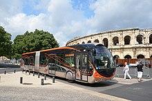 Ligne Tram'Bus T1 Gratuite tous les week-end de Décembre - Nîmes (30)