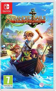Stranded Sails - Explorers of the Cursed Islands sur Nintendo Switch