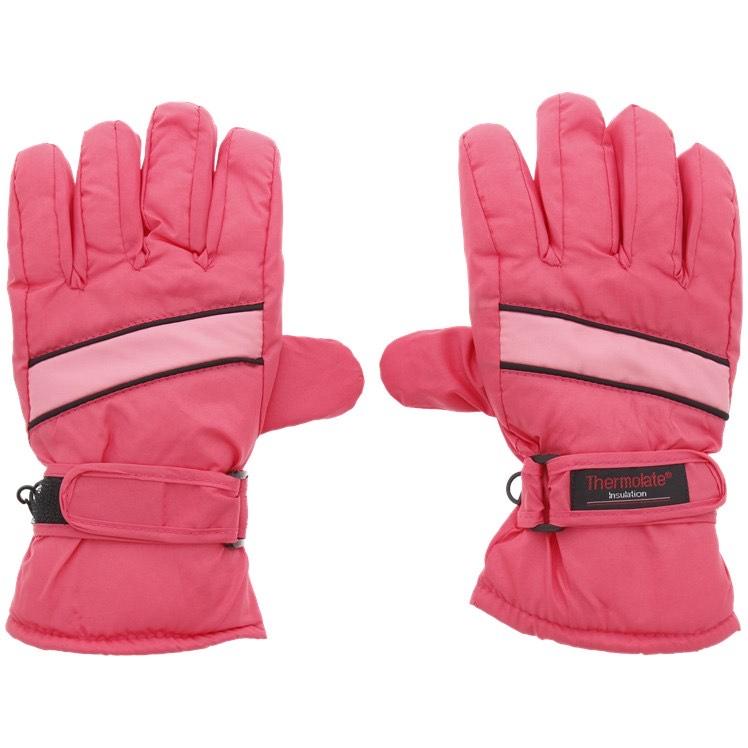 Gants de ski Thermolate pour Enfant - 6 coloris au choix, Tailles XXS et XS