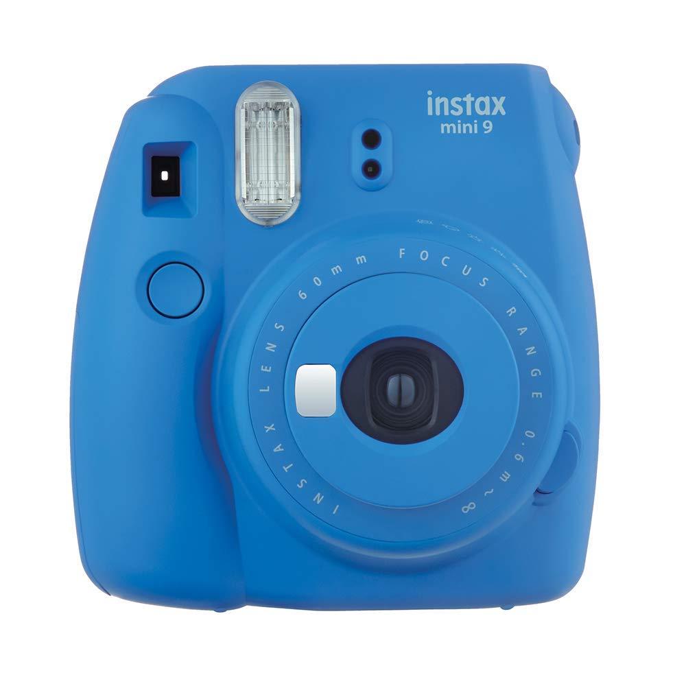 Appareil Photo Instantané Fujifilm Instax Mini 9 - Bleu (Via Coupon)