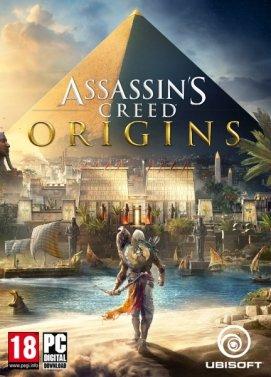 Assassin's Creed Origins sur PC (Dématérialisé - Uplay)