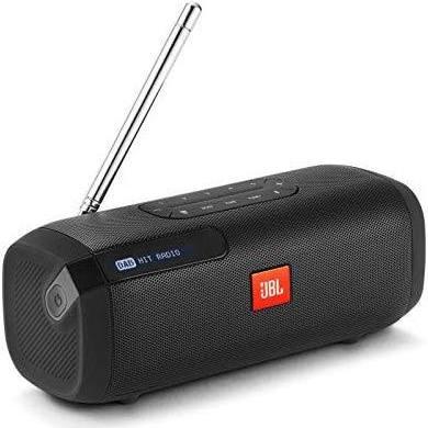 Enceinte Bluetooth JBL Tunerblkeu avec Radio DAB / FM (64€ avec le code FETES2019)
