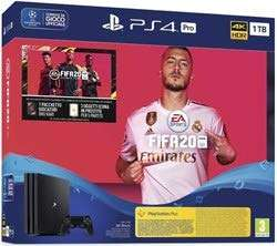 Pack Console PS4 Pro - 1 To + FIFA 20