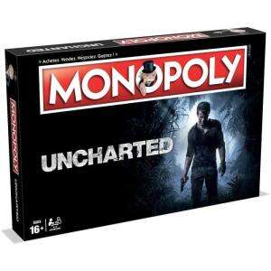 Jeu de Société Winning Moves Monopoly Uncharted