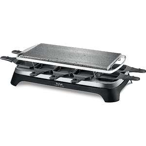 Pierrade / Raclette Tefal Inox & Design PR457812