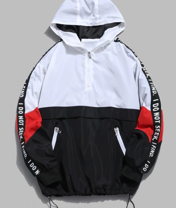 Sélection de produits en promotion - Ex : Sweat-Shirt à Capuche Rayé (Tailles au choix)