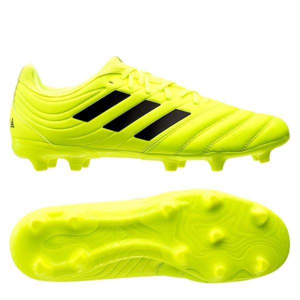 Chaussures de Football Adidas Copa 19.3 FG/AG Hard Wired - Tailles au choix
