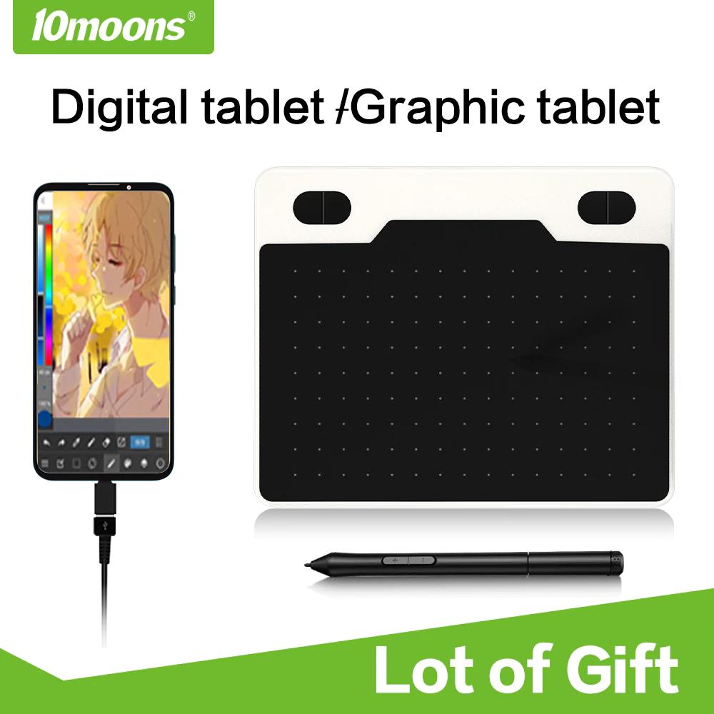 """Tablette Graphique 6"""" 10moons T503"""
