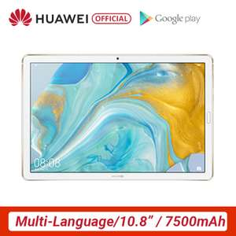 "Tablette 10.8"" Huawei MediaPad M6 Wi-Fi LTE - 64 Go"