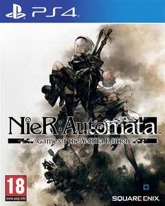 NieR : Automata Game Of The YoRHa Edition sur PS4