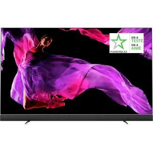 "TV 55"" Philips 55OLED903 - 4K OLED, HDR, Ambilight 3 côtés, Android TV, Barre de son intégrée"