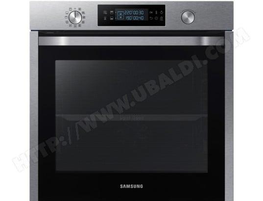 Four électrique à pyrolyse encastrable Samsung NV75K5571RS - 75 L, 40 programmes (Via ODR de 60 €)