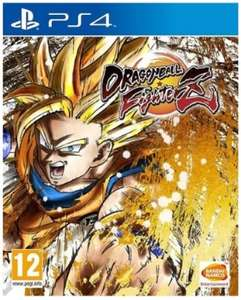 Dragon Ball Fighter Z sur PS4 et Xbox One