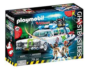 Jeu de construction Playmobil Ecto-1 Ghostbusters (9220)