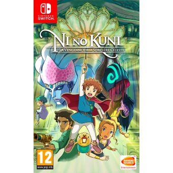 Ni No Kuni : La Vengeance de la Sorcière Céleste sur Nintendo Switch