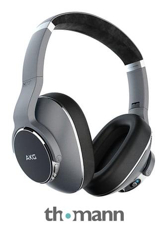 Casque audio sans-fil AKG N700NC (argent) - reconditionné