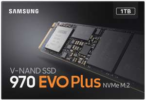 SSD M.2 NVMe Samsung 970 Evo Plus - 1 To (Frontaliers Belgique - coolblue.be)