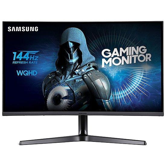 "Samsung C27JG50 27"", VA, Large, 2560 x 1440 (WQHD), 4 ms, 144 Hz, HDMI (x2), DisplayPort (x1) (+ Jusqu'à 40€ de Remboursement chez Samsung )"
