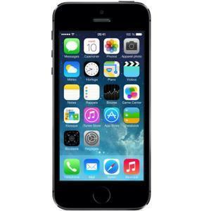 """Smartphone 4"""" Apple iPhone 5S 16 Go Gris 4G + Bon d'achat de 84€"""
