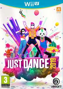 Just Dance 2019 sur Wii U