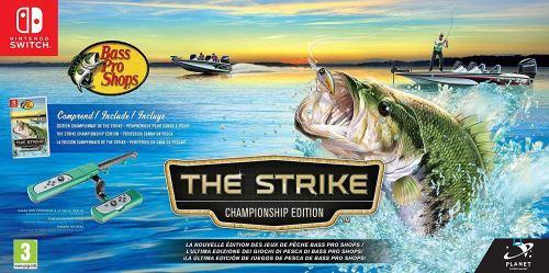 Bass Pro Shops: The Strike Championship Edition sur Nintendo Switch