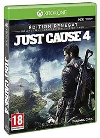 Just Cause 4 - Edition Renégat sur Xbox One