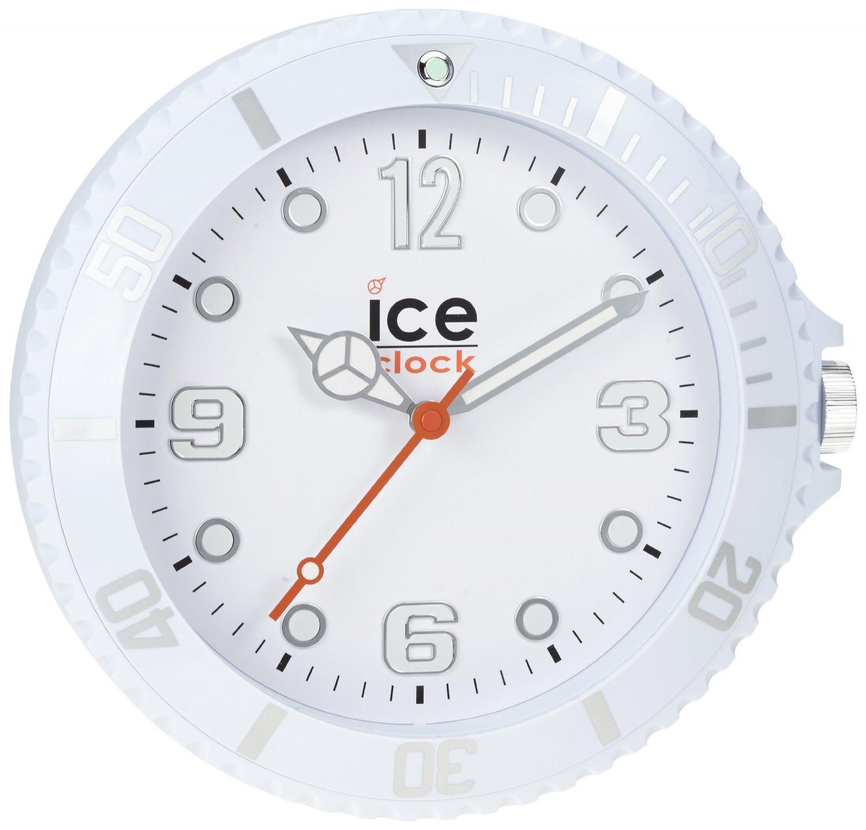 Horloge Murale Ice-Watch - Quartz Analogique - Cadran Blanc - Diamètre 28 cm