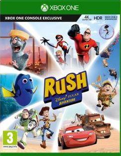 Jeu Héros - Une aventure Disney Pixarsur Xbox One