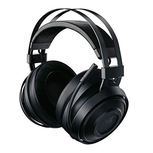 Casque gaming sans-fil Razer Nari Essential - THX Spatial Audio, Noir