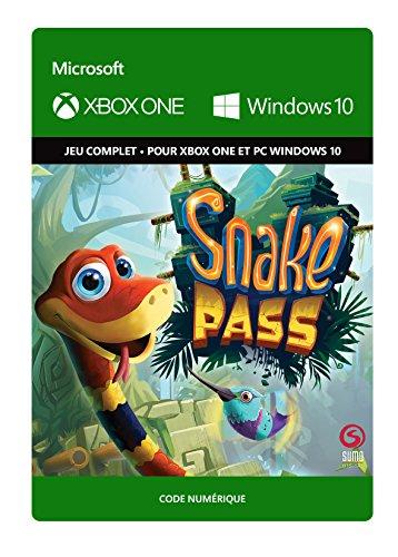 Snake Pass sur Xbox One et PC (Dématérialisé)