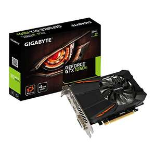 Carte Graphique Gigabyte GeForce GTX 1050 Ti - 4Go DDR5
