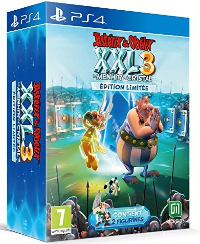 Astérix & Obélix XXL 3: Le Menhir de Cristal - Édition Limitée pour PS4