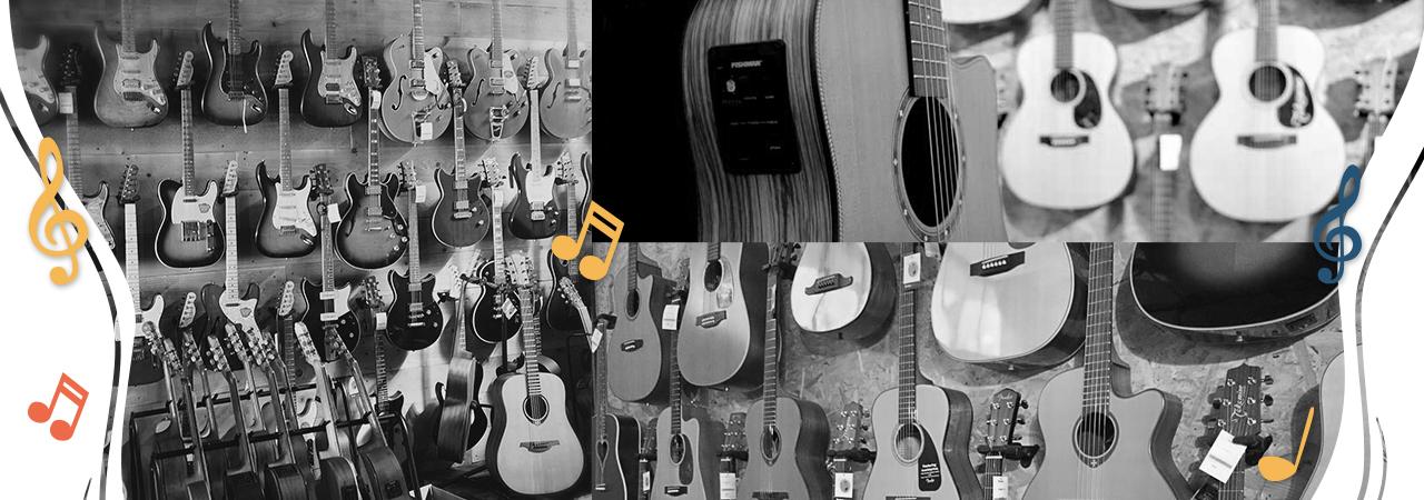 -20% sur une sélection d'instruments de musique