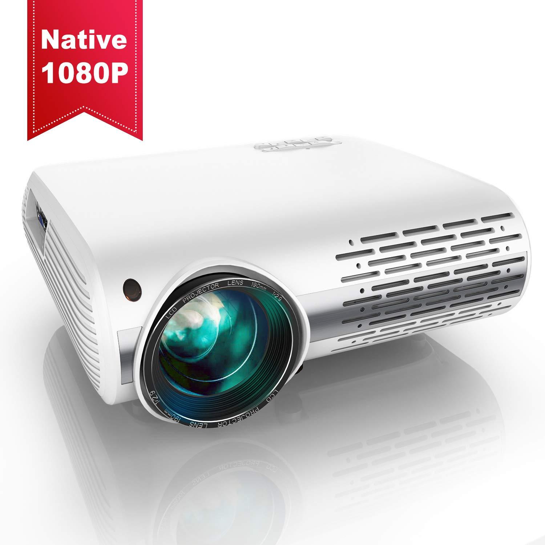 Vidéoprojecteur Yaber - 5500 Lumens, Full HD (Vendeur Tiers)