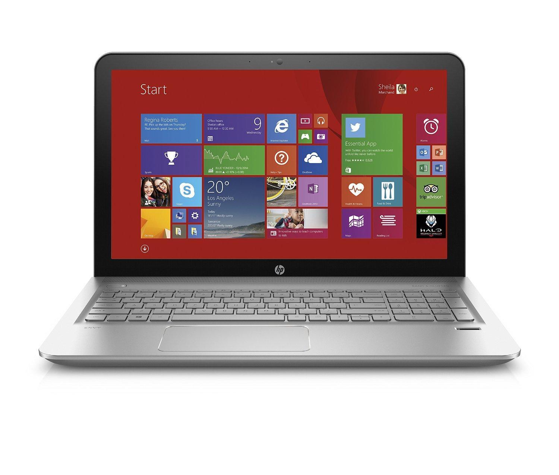"PC portable 15,6"" HP Envy 15-ae004nl : i7-5500U, 16 Go RAM, 1 To HDD, GTX 950M"