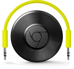 Pack de 2 Chromecast Audio