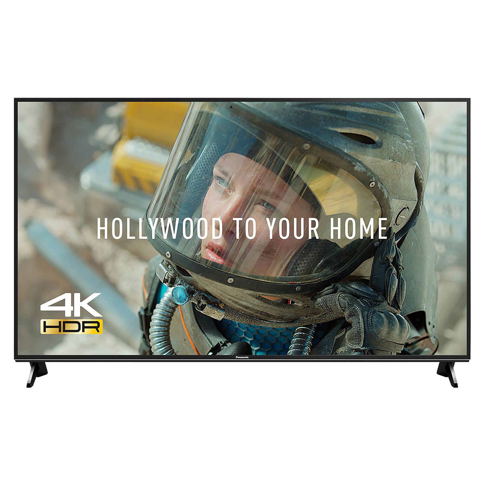 """TV 65"""" Panasonic TX-65FX600E - LED, UHD 4K, HDR 10+, Smart TV (649.95€ avec le code CHAPIN)"""
