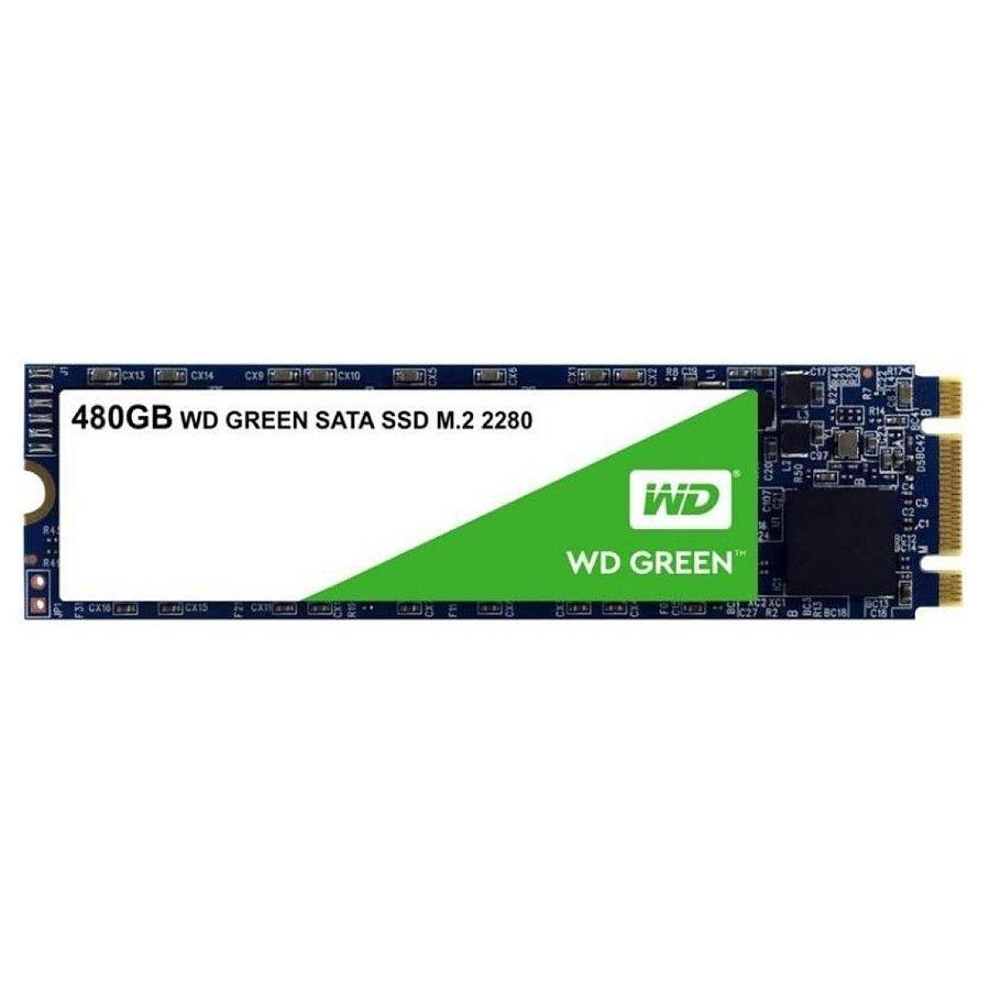 SSD interne M.2 Western Digital WD Green - 480 Go (via code réduction)